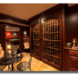 Design Your Own Wine Cellar & Home Theater