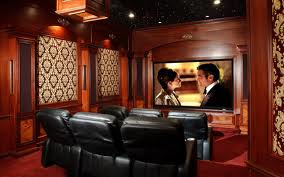 Custom Home Theaters